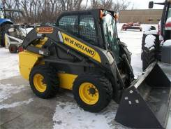 New Holland L225. Мини погрузчик , 3 200 куб. см., 1 200 кг.