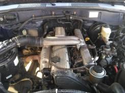 Двигатель в сборе. Toyota Land Cruiser, J80, HZJ105, HDJ80, HZJ105L, HZJ80 Двигатель 1HZ