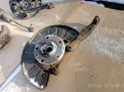 Рычаг, кулак поворотный. Porsche Cayenne, 955 Двигатели: M, 48, 00
