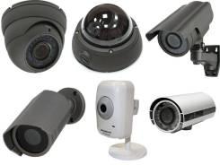 Установка Видеонаблюдения, камер, монтаж