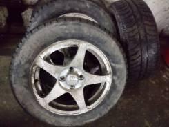 Bridgestone. Зимние, без шипов, 2015 год, износ: 30%, 4 шт
