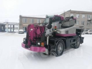 Komatsu LW100. Автокран -1, 5 000 куб. см., 10 000 кг., 25 м.