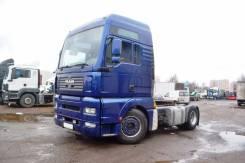 MAN TGA. Седельный тягач 18.463 FLS. Год выпуска - 2002, 12 816 куб. см., 18 000 кг.