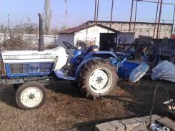 Kubota. Мини-трактор kubota L 2002 1999г. (Япония), 20,00л.с.