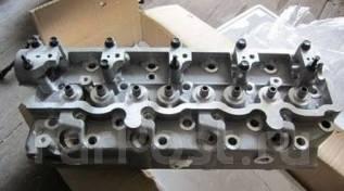 Головка блока цилиндров. Mitsubishi: Canter, Delica, Pajero, L300, Montero Двигатель 4D56