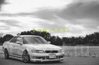 Обвес кузова аэродинамический. Toyota Mark II, GX90, JZX90, LX90, SX90. Под заказ