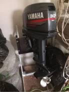 Yamaha. 30,00л.с., 2-тактный, бензиновый, Год: 2010 год