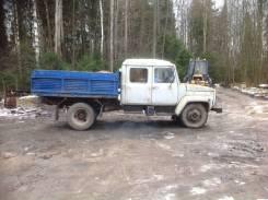 ГАЗ 3307. Продается газ 3307 дубль кабина, 4 200 куб. см., 3 000 кг.