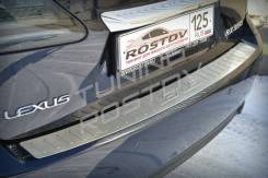 Накладка на бампер. Lexus RX270, GGL15, AGL10W, GYL16, GGL10, GYL15, GGL16, GYL10, AGL10 Lexus RX450h, GYL10, GGL10, GGL15, GYL10W, GYL16, GYL16W, AGL...