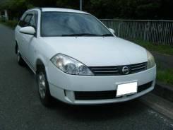 Nissan Wingroad. автомат, передний, 1.5, бензин, 38 000 тыс. км, б/п, нет птс. Под заказ