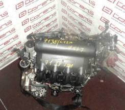 Двигатель HONDA L13A для FIT. Гарантия, кредит.