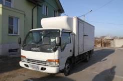 Isuzu Elf. Продается грузовик рефрижератор isusu elf, 4 570 куб. см., 3 000 кг.