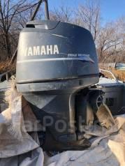 Yamaha. 100,00л.с., 4-тактный, бензиновый, нога L (508 мм)