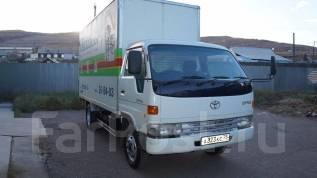 Toyota Dyna. Продается грузовик Toyota DYNA, 4 100 куб. см., 2 500 кг.