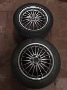 Продам комплект колес на зиму. 7.0x17 5x114.30 ЦО 60,1мм.