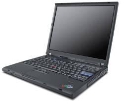 """Lenovo ThinkPad. 14.1"""", 2,2ГГц, ОЗУ 2048 Мб, диск 120 Гб, WiFi, Bluetooth, аккумулятор на 2 ч."""