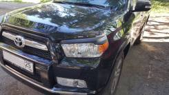 Накладка на фару. Toyota 4Runner