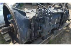 МКПП. Scania