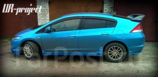 Обвес кузова аэродинамический. Honda Insight, ZE2, ZE3, ZE5 Двигатели: LDA, LDA3, LEA