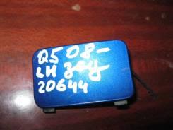 Заглушка бампера. Audi Q5, 8RB Двигатели: AAH, CAEB, CAGA, CAGB, CAHA, CAHB, CALB, CCWA, CCWB, CDNA, CDNB, CDNC, CDUC, CDUD, CGLA, CGLB, CGLC, CGLD, C...