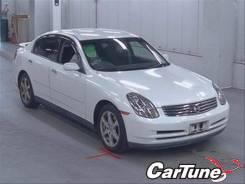 Nissan Skyline. PV35, VQ35DE