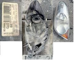 Блок подрулевых переключателей. Nissan Note, E11E Двигатели: HR16DE, K9K, CR14DE
