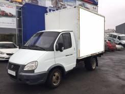 ГАЗ 3302. Газ 3302 изотермический фургон, 2 700 куб. см., 1 500 кг.