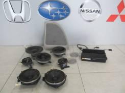 Динамики Mcintosh комплект 0721 + усилитель Subaru BL/BP