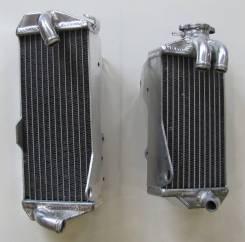 Радиаторы TRS-R-132 Серый Honda CRF450R/X 2017
