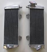 Радиаторы TRS-R-076 Серый KTM XC-F/SX-F 250/350/450/ 13-15
