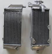 Радиаторы TRS-R-143 Серый Yamaha WR250F 15-17, YZ250FX 15-18