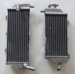 Радиаторы TRS-R-144 Серый Yamaha WR450F 12-15
