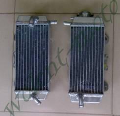Радиаторы TRS-R-006 Серый YZ250F (07-09)