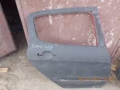 Дверь боковая. Peugeot 308, 4C Двигатели: N6AC, 5FEJ, 5FS9