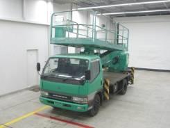 Mitsubishi Canter. Автовышка , 5 200 куб. см., 15 м. Под заказ