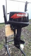 Tohatsu. 9,80л.с., 2-тактный, бензиновый, нога S (381 мм), Год: 2010 год