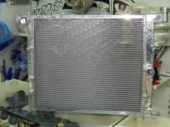 Радиатор охлаждения двигателя. Toyota Mark II, JZX90, JZX90E Toyota Cresta, JZX90 Toyota Chaser, JZX90 Двигатель 1JZGTE