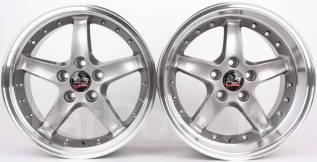 Разно широкие OE Wheels8182090 R17 J9/10.5 ET24/27 5Х114.3 [1831/1832]. 9.0/10.5x17, 5x114.30, ET24/27, ЦО 70,8мм.