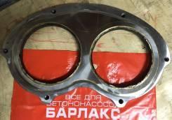 Плита шиберная SANY DN 230 мм