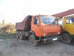 Камаз 5511. Самосвал КаМаз-5511, 10 850 куб. см., 10 050 кг.