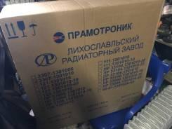 Радиатор охлаждения двигателя. УАЗ Буханка УАЗ 469 ГАЗ 53 ГАЗ Газель ГАЗ Соболь