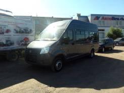 ГАЗ Газель Next. Газель NEXT, пассажирский микроавтобус, 2017, 2 700 куб. см., 16 мест. Под заказ