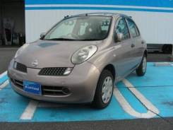 Nissan March. автомат, 4wd, 1.4, бензин, 75 000 тыс. км, б/п, нет птс. Под заказ