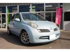 Nissan March. механика, передний, 1.2, бензин, 56 000 тыс. км, б/п, нет птс. Под заказ