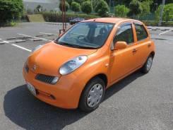 Nissan March. механика, передний, 1.2, бензин, 69 000 тыс. км, б/п, нет птс. Под заказ