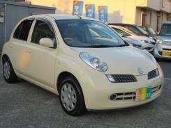 Nissan March. автомат, передний, 1.2, бензин, 40 000 тыс. км, б/п, нет птс. Под заказ
