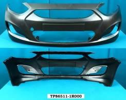 Бампер. Hyundai Accent, RB Hyundai Solaris, RB