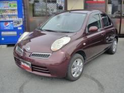 Nissan March. автомат, передний, 1.5, бензин, 39 000 тыс. км, б/п, нет птс. Под заказ