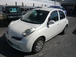 Nissan March. автомат, передний, 1.2, бензин, 56 380 тыс. км, б/п, нет птс. Под заказ