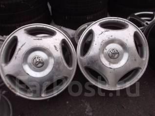 Toyota. 7.0x16, 5x114.30, ET45, ЦО 60,1мм. Под заказ
